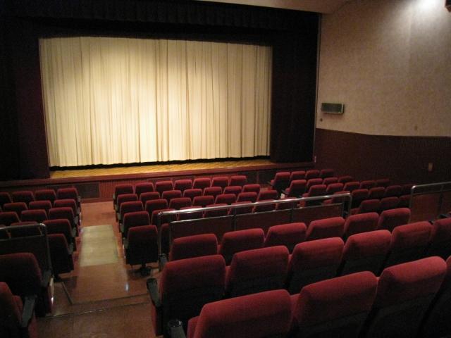5.映画館の映写バイト