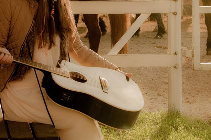 ギターを弾けるようになる
