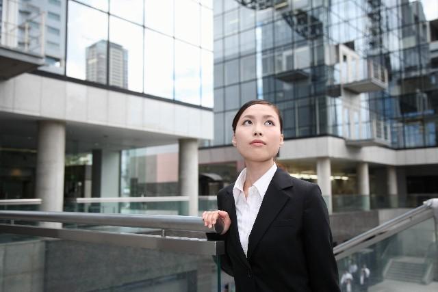 「仕事内容に不満・将来の展望」が退職理由の例